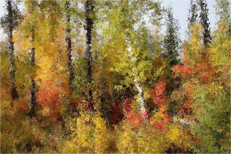 Зовущая осень.photo preview