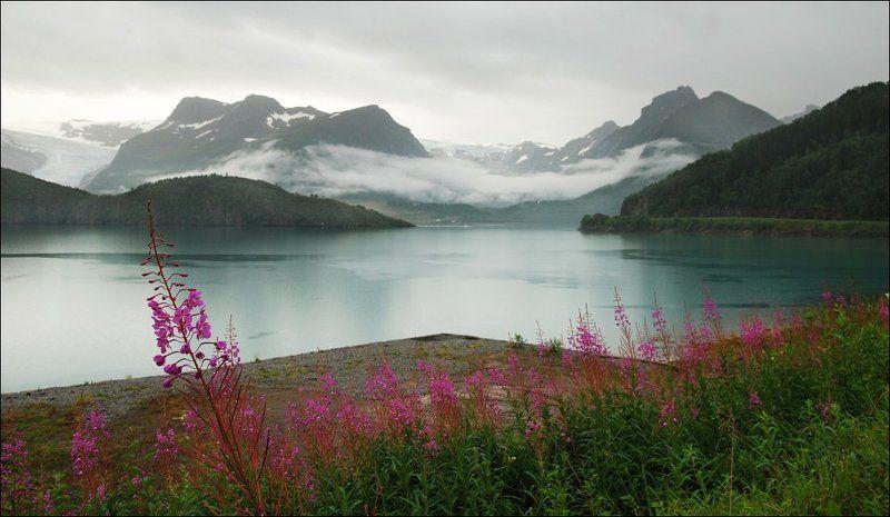 Норвежский пейзажphoto preview