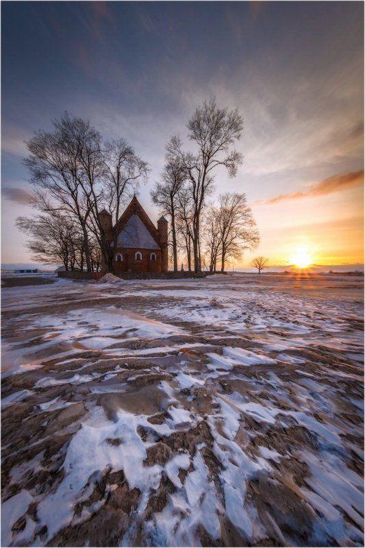Беларусь, Сынковичи Весенние краскиphoto preview