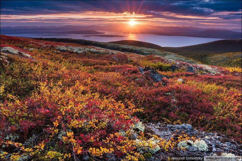 Khibiny, Хибины ~ Северная палитра ~photo preview