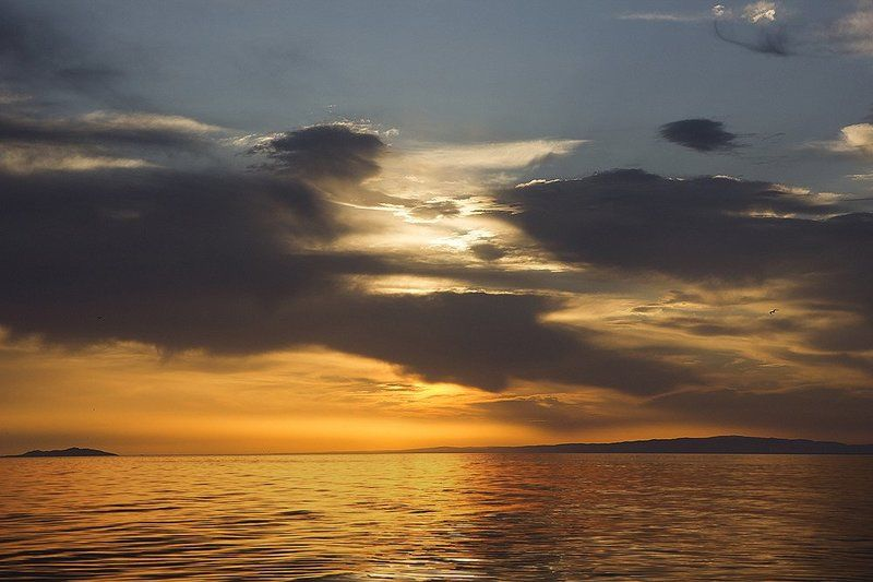 Алакольские рассветы.photo preview