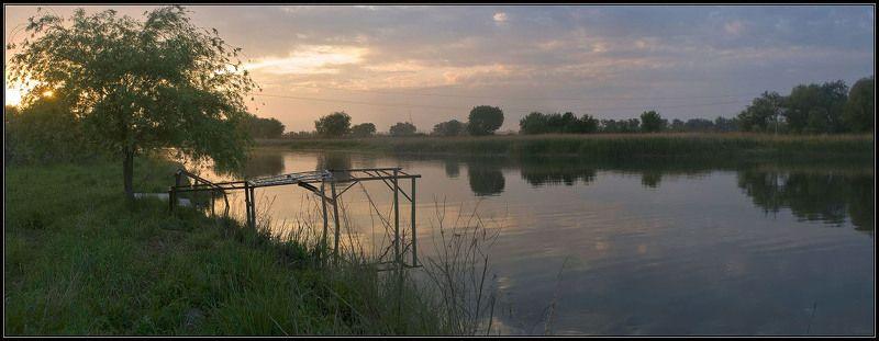 дельта, дон, лагутник,весна, рассвет Ранним утром...photo preview
