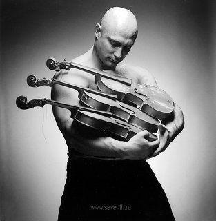 колыбельная для мертвой скрипки