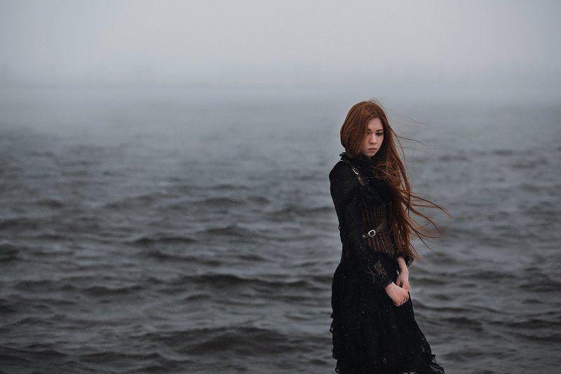 Cold, Mikebatenev, Photo, Portrait, Winter ***photo preview
