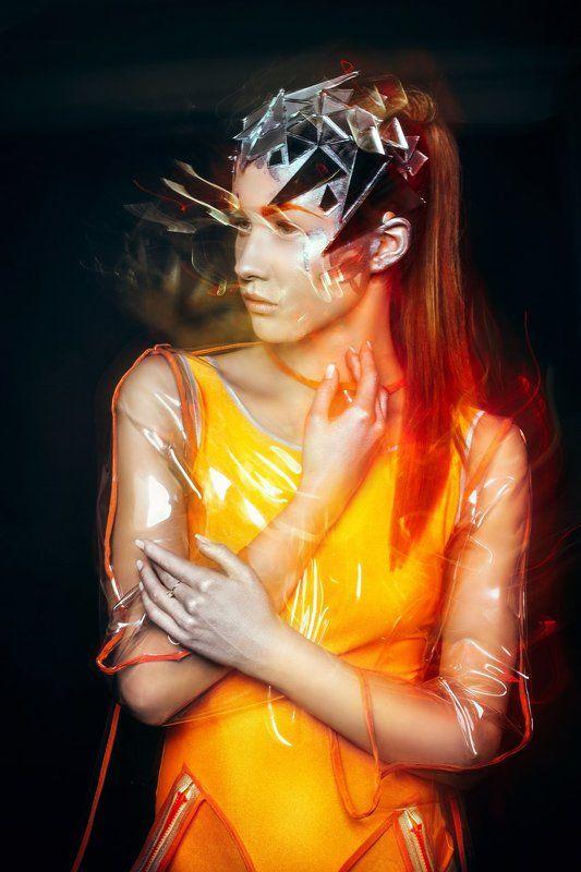 портрет, mua, макияж, fashion, studio, студия, makeup,  Phoenixphoto preview