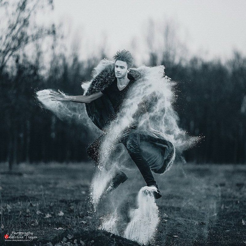 photo, okeyteam, art, kate troyan, photography, fashion Frosen Kingphoto preview