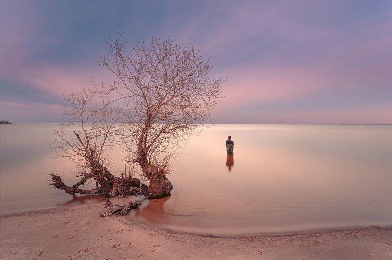 long exposure, вода, закат, equinoxphoto preview