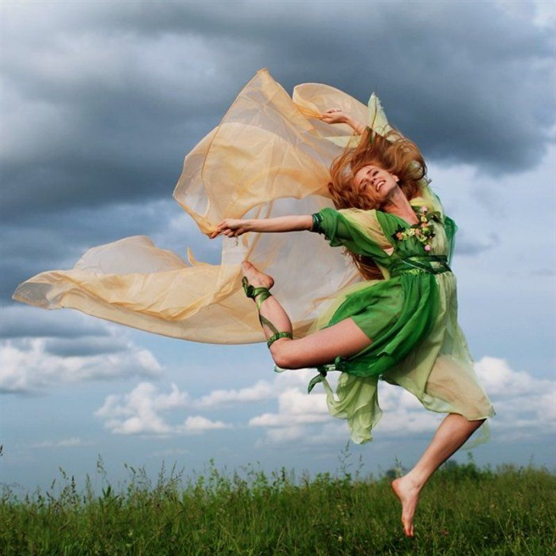 Танцы во сне и наяву - 2photo preview