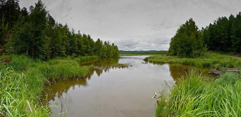 бурятия, река, духовая photo preview