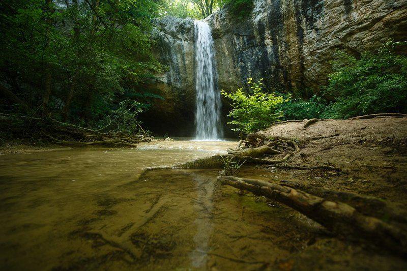 водопад, козырек Водопад Козырекphoto preview