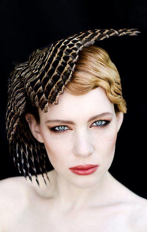 eugenereno, portrait, fashion Fascinator Queenphoto preview