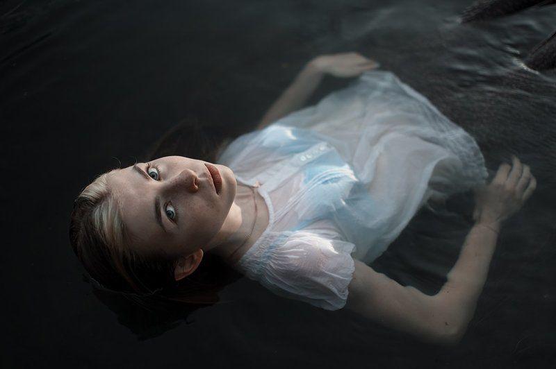 50mm, Portrait, Вода, Девушка, Портрет, Портрет девушки photo preview