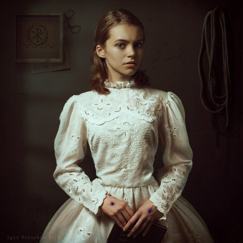igor voloshin, voloshin, painting, surrealism, computer art, photography, art Stigmataphoto preview