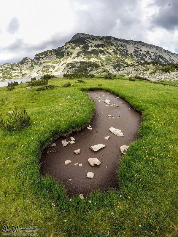 pirin,bulgaria,mountain,green,gopro Pirin mountain, Bulgariaphoto preview