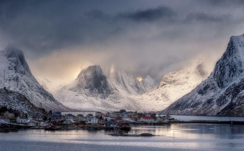 Norway, Reine Погожий норвежский денек...photo preview