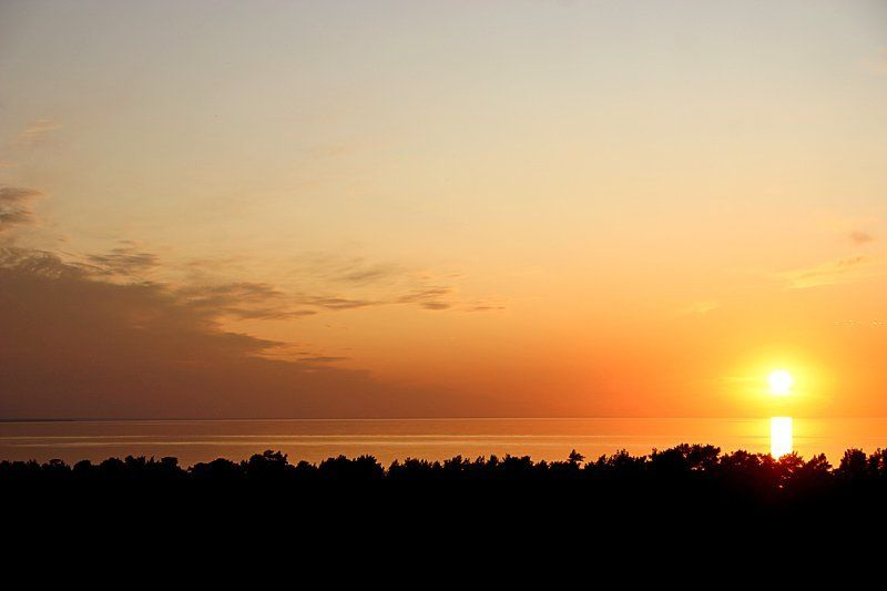 закат, море, юрмала, балтика Балтийский закатphoto preview