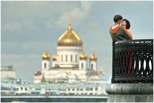 С любовью из Москвы....