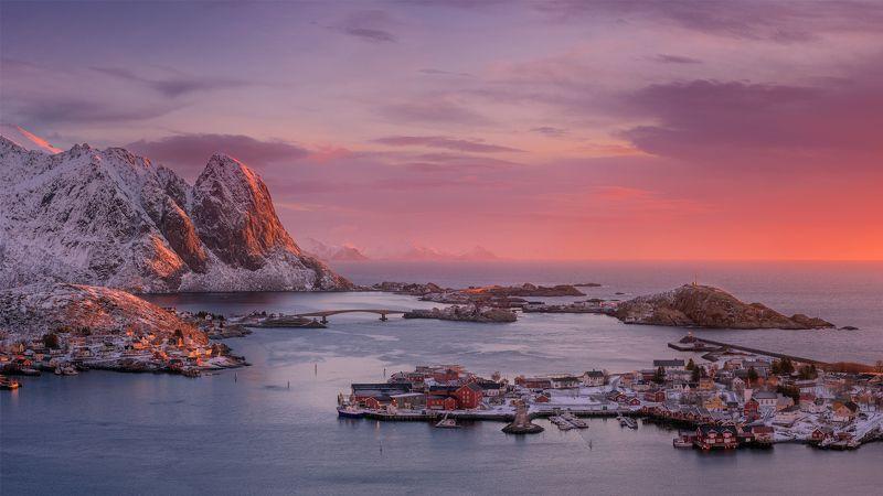 Norway Reine Lofoten photo preview