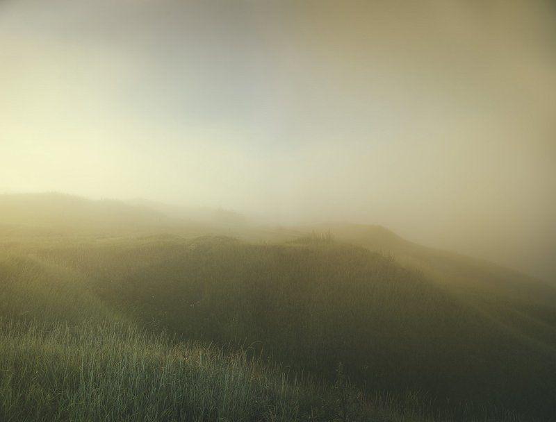 туман, пейзаж, природа, рассвет, sunrise, nature, landscape, mist The Magic of Mistphoto preview