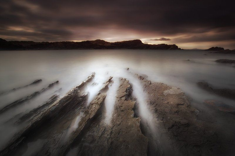 Long exposure, Sea The Coastphoto preview