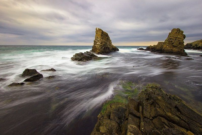 морской пейзаж, черное море Кораблиphoto preview