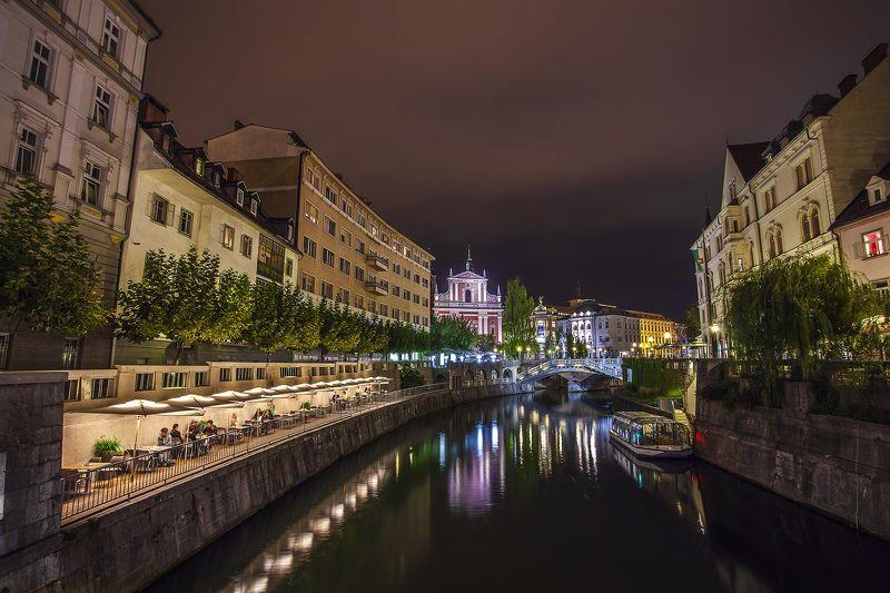 Ночь в Люблянеphoto preview