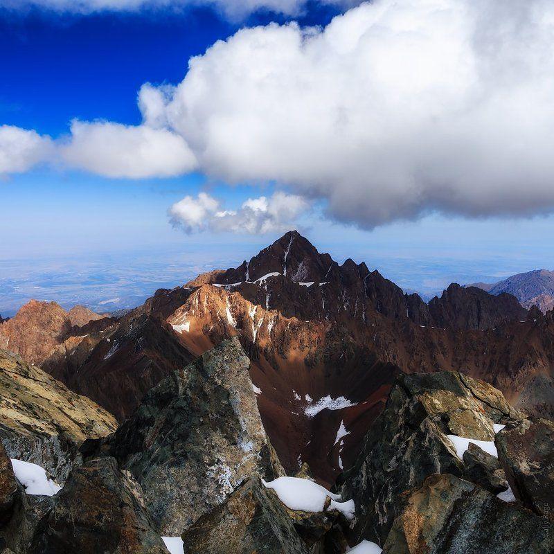 казахстан, горы Восхождениеphoto preview