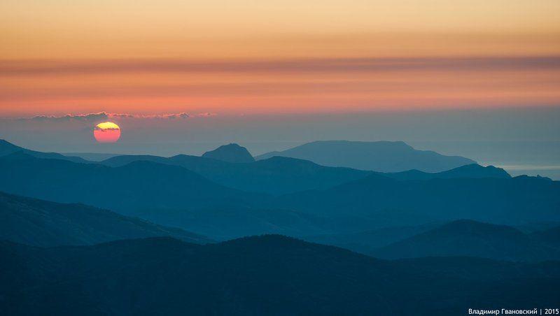 Рассвет На Перевале Каллистон-Богазphoto preview