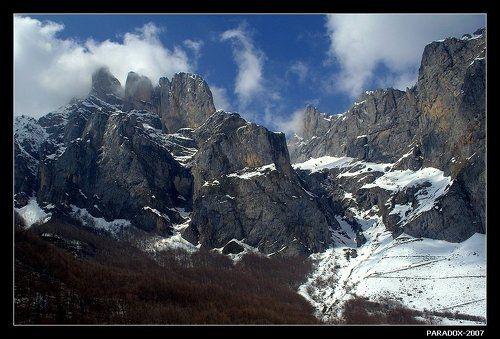 Может, где-то есть горы красивей