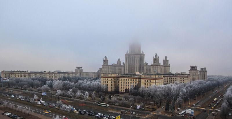 университет Широкий взгляд на Альма - матер(ь)photo preview