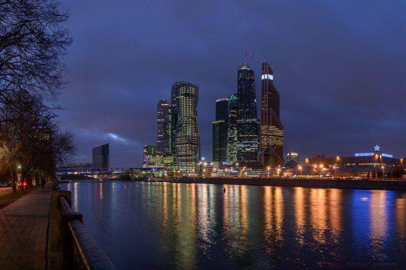 Reflection, Москва-сити, Отражения Ситиphoto preview