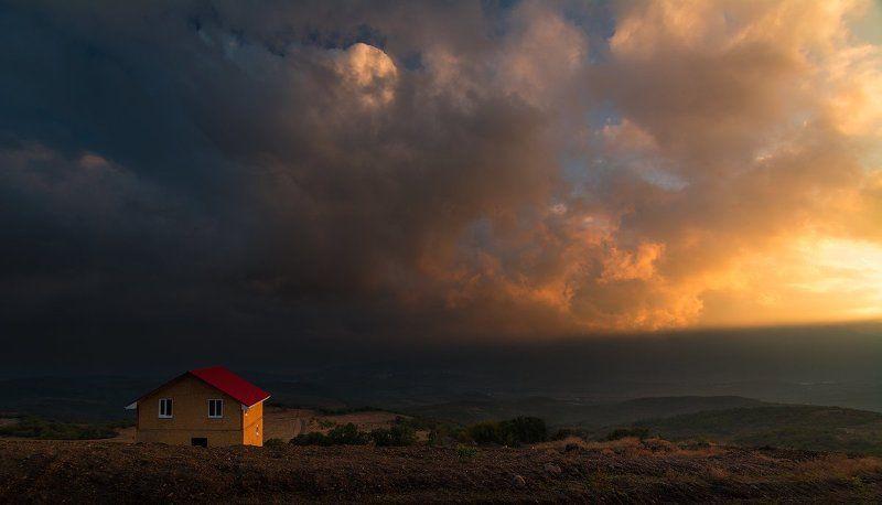 Крым, Лучистое Домик в Лучистомphoto preview