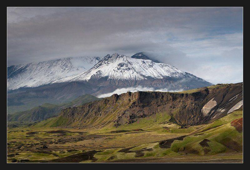 камчатка, ключевская группа вулканов ***photo preview