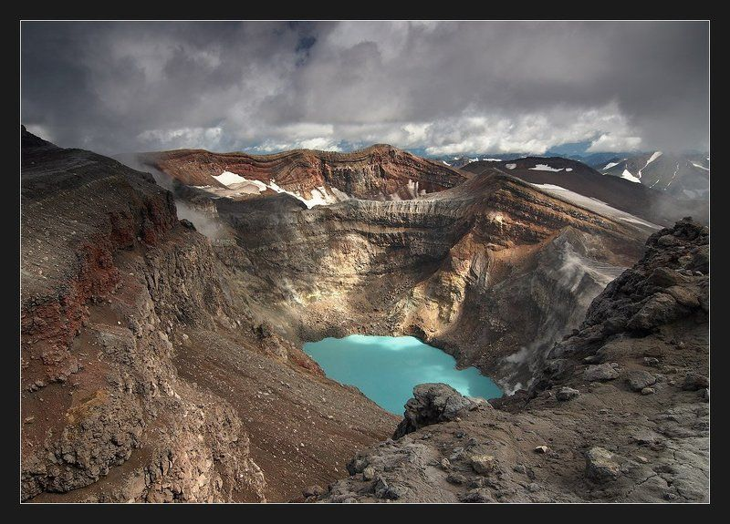 камчатка, вулкан горелый Мистическаяphoto preview