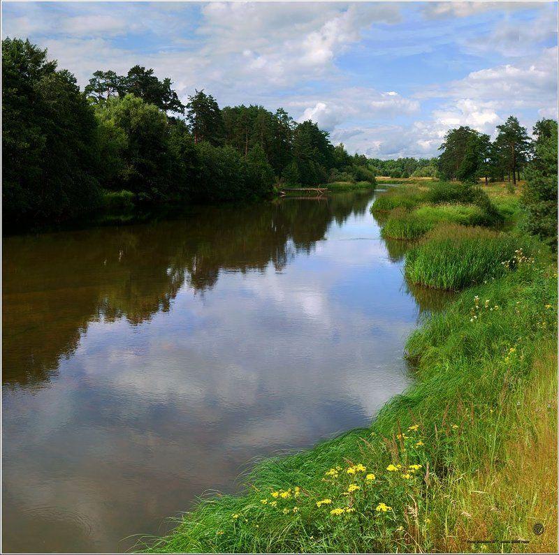 Река Киржач IIphoto preview