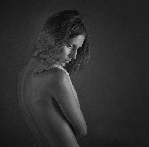 фотосессии женщина в стиле нюд