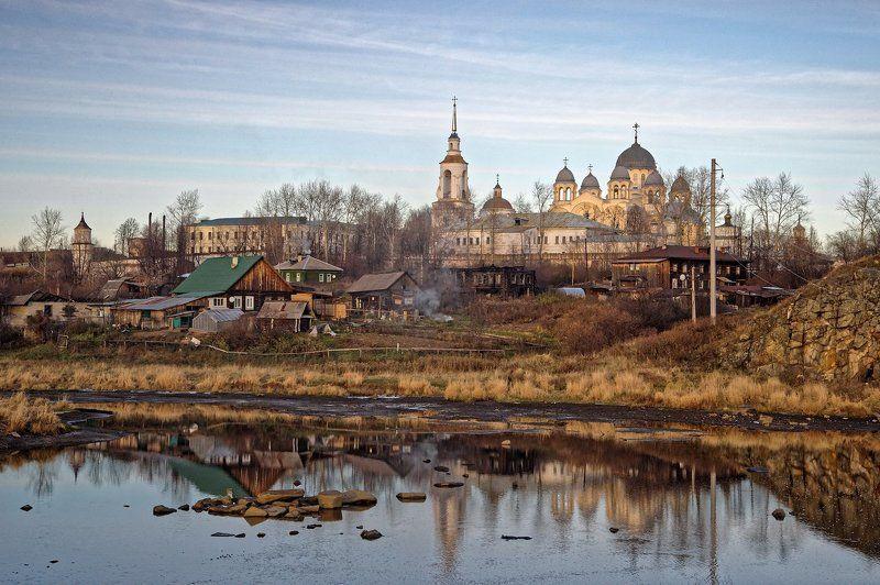 Верхотурье. Свято-Никольский мужской монастырьphoto preview