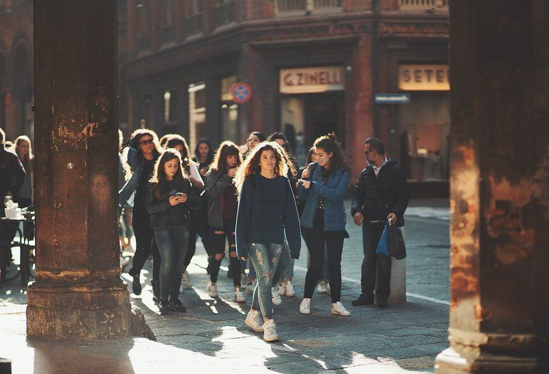 Students of Bolognaphoto preview