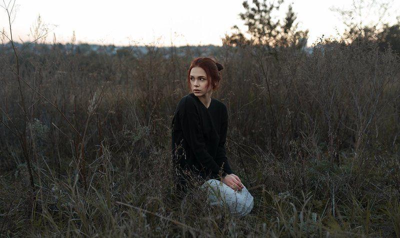 35 мм, Portrait, Портрет, Портрет девушки, Портфолио photo preview