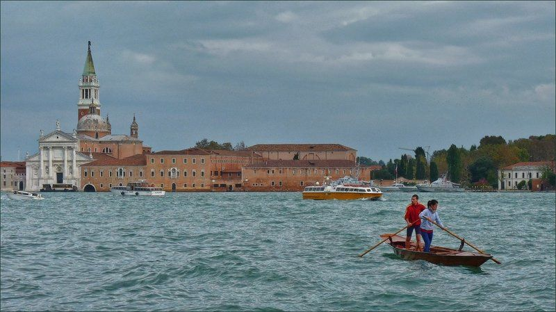 венеция, италия, мурано Кусочек Италииphoto preview