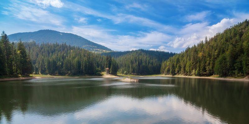 Озеро Синевир.photo preview
