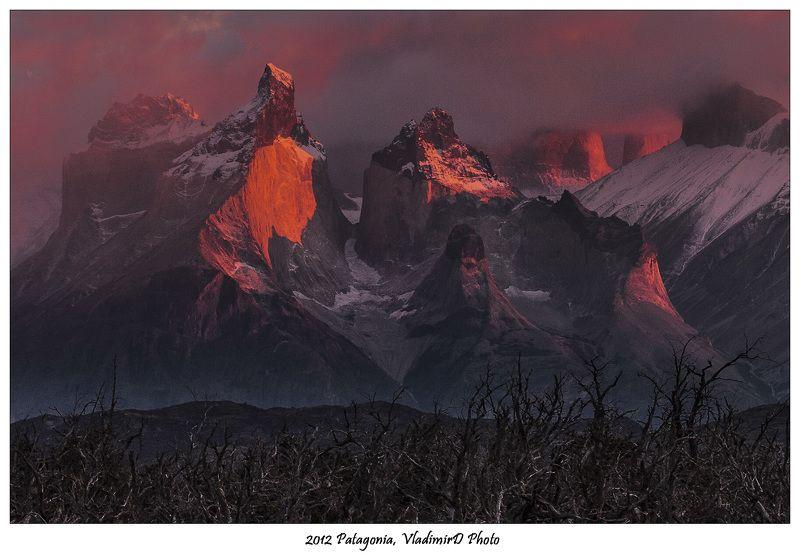 Аргентина, Ледник, Патагония, Перито морено, Торрес дель пайне, Чили Миры Патагонии.photo preview