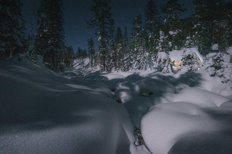 Лунной ночью на Мамае...photo preview