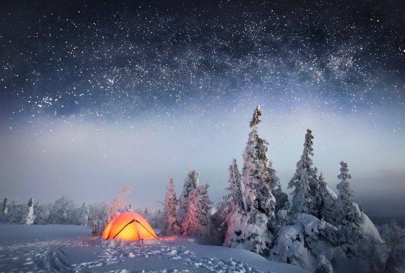 Ночь на перевалеphoto preview