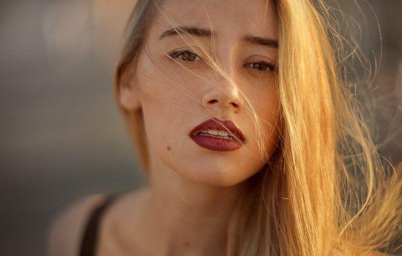 бабинруслан, портрет девушки Солнцеphoto preview