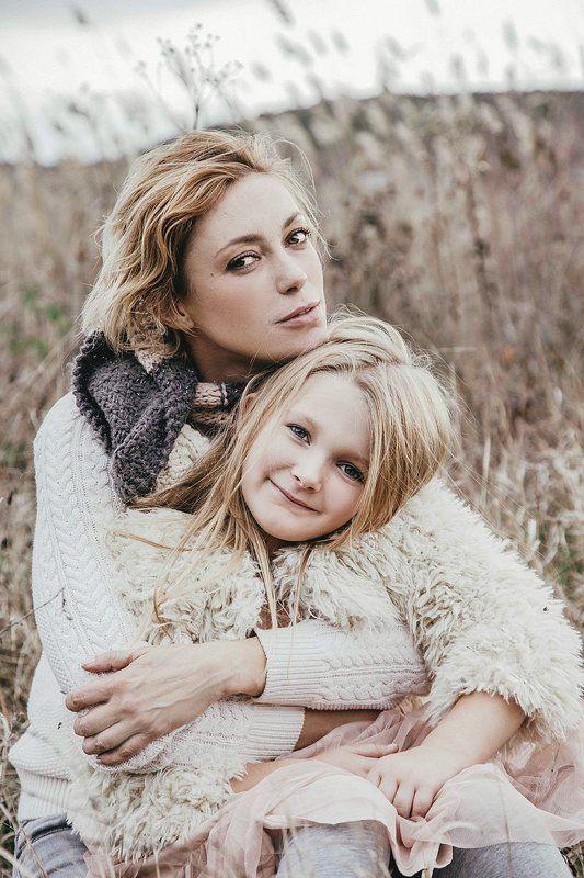 портрет, семейная съемка, мама, детская съемка, фотография, нежность, любовь, портфолио Mom&mephoto preview