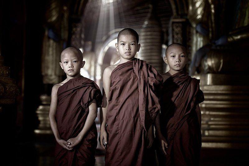 Маленькие монахиphoto preview