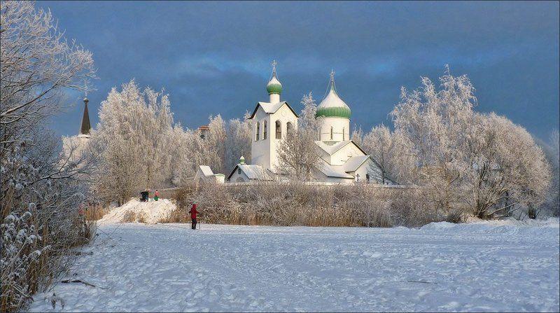 Зимушка-зимаphoto preview