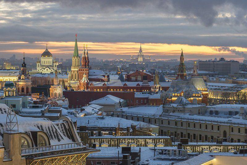 Московский вечерphoto preview