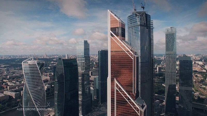 над Москвойphoto preview